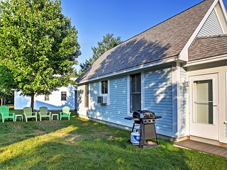 NEW! 2BR Wells Cottage w/Resort-Style Amenities!