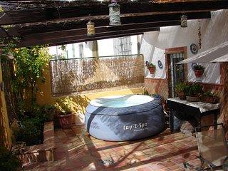 Alojamiento rural Huerto del Francés, Pegalajar.
