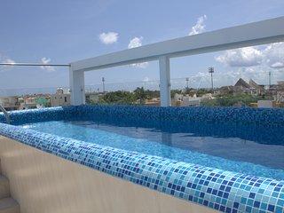 Brandnew Condo 2BR Playa del Carmen by KVR