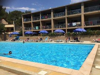 T2 de 30 mètres carré plage à pied, piscine wifi, Sanary-sur-Mer