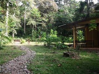 The Jungle Garden house, Puerto Viejo
