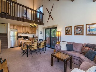 Ski-In, Ski-Out Truckee Condo in the 5-Star Tahoe Donner Association