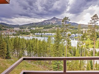 NEW! 3BR Big Sky Condo w/Stunning Mountain Views!