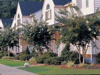 4 BDR townhouse on Powhatan Plantation, Sleeps 12