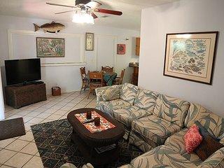 Hidden Treasure, 1 Bedroom, 1 Bath, Fenced Patio, Pet Friendly, Marineland