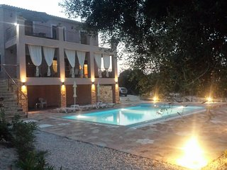 Villa Androniki is located in Dendiatika Paxos
