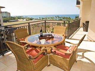 Luxury Ko Olina Beach Rental Panoramic Ocean View, Kapolei