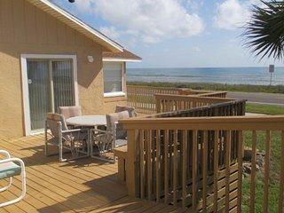 Large Oceanfront Luxury Single Family House, Flagler Beach