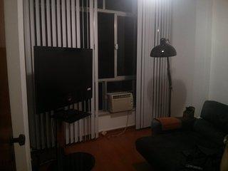 Apto Silencioso - 3 Qtos c/ Garagem em Copacabana