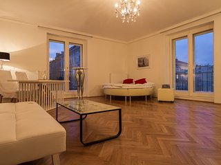 Puzzlehotel Superior Apartment CityCenter 114, Vienna