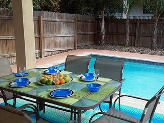 6BR South Padre Island House w/Heated Pool!