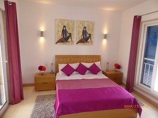 Bright Spacious Apartment Sal Cape Verde up to 6, Santa María