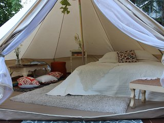 West Beach Relaxation Tent