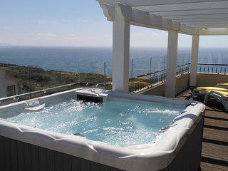THE SEA - DUPLEX PENTHOUSE SPA - ERICEIRA - LISBOA, Ericeira