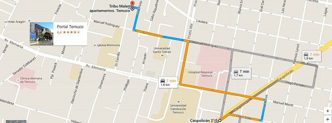 How to get to Tribu Malen