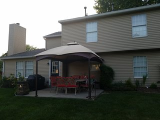 2 story home by a nice Park in great location