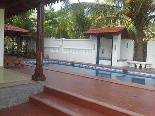 Goa Holiday Villas - Presidential Garden Villa, Sinquerim