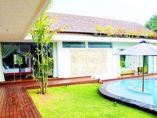 Beautifull Villa With Paddy's View Umalas, Denpasar