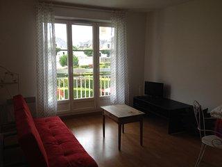 Appartement residentiel, 1er etage, 2 chambres