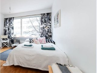 Nice Helsinki studio apartment