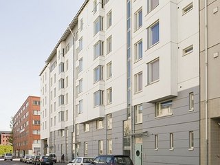 Helsinki city center studio apartment