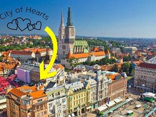 City of Hearts 2 - City Market Dolac Center, Zagreb