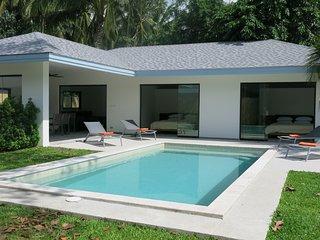 Maprao-3 : 2chb, pool privee a 1 km de la mer, Mae Nam