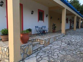 Villa Zoe a Mountaintop  Retreat