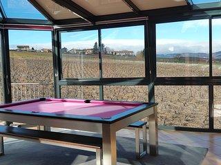 Beaujolais - Calme et vue pour maison de caractere, Blace