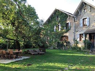 Belle maison ancienne, Mont-Saint-Jean