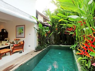 Cozy One Bedroom Villa, Seminyak>