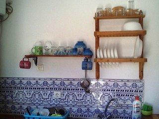 Casa del Barranco, Las Negras