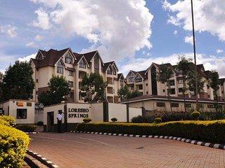 2 bedroom all en-suite furnished apartment, Nairobi