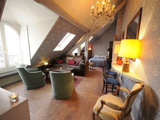 Rue Saint Honore apartment in 01er - Louvre Les Halles with WiFi, air conditioni