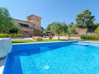 BANQUET DE SON COLOM - Villa for 12 people in Manacor