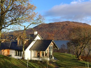 Luxury Waterside Self Catering, Isle of Skye, Sleat