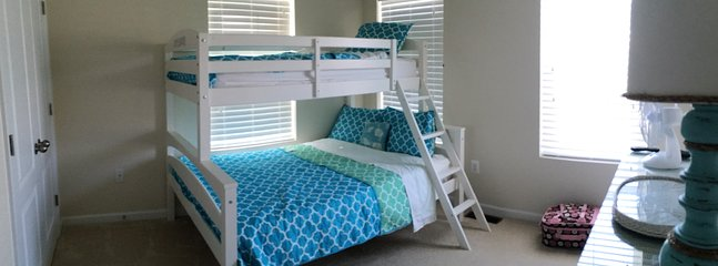 3. Schlafzimmer - Twin über den gesamten Etagen