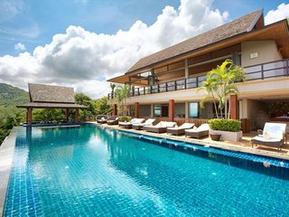 Bophut 5230 - Infinity-Edge Pool And Seaviews, Mae Nam