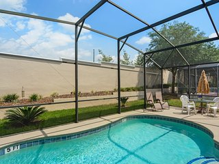 (CTL345) 4 Bedroom Home with Private Pool, Haines City