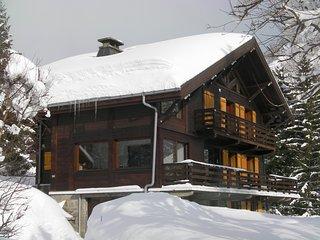 Chamonix - Argentiere - Grand chalet proche pistes