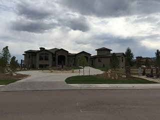 Gated Executive Home, Located on Golf Course, Colorado Springs