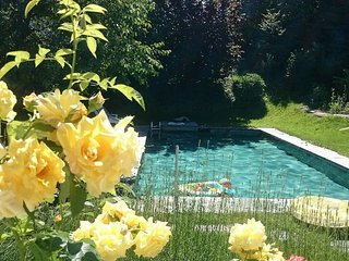 Mansion with Pool on Lake / Villa am See mit Pool, Horgen