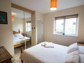 Panorama Guest House 1st Floor Double ensuite Room, Newlyn