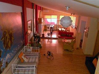 Loft agradable, espacioso y muy confortable, Jerez de la Frontera