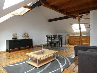 studio 36 m2 avec mezanine  plus jardin