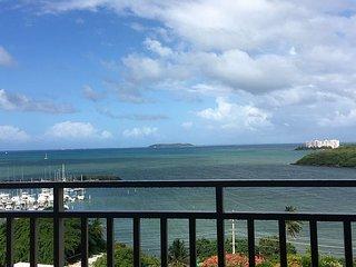 Enjoy breathtaking ocean views from our spacious 3 bedroom 2 bath condo