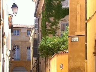 Studio Les Cigales in the historical town of Aix