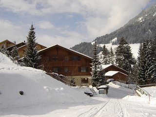 Chalet Hold, Lenk-Simmental