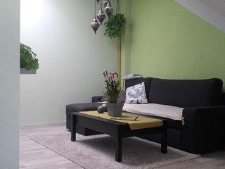 Pequeño apartamento en Collado Villalba. Tranquilo