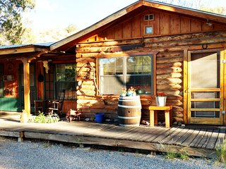 Agave'Guesthouse and Cabin Rental Near Gila Forest
